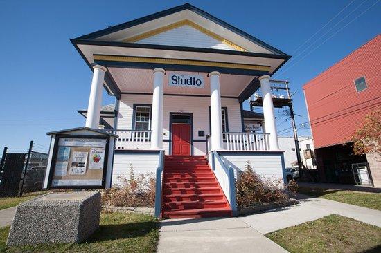 Cranbrook Community Theatre - Studio/Stage Door