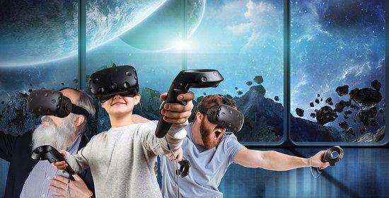 Arcadia Virtual Reality Lounge