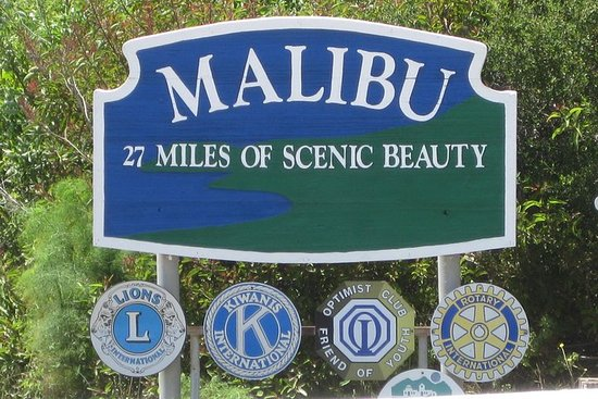 Malibu Stars' Homes Tour und...