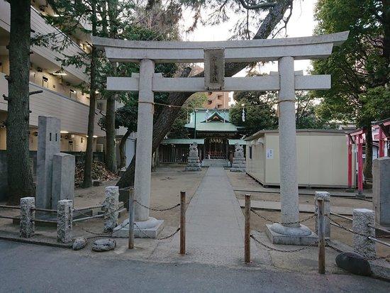 Ichinotsubo Shrine
