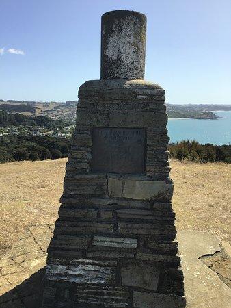 Coopers Beach, نيوزيلندا: Memorial