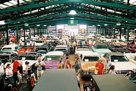Lemay Auto Museum and American Car Museum Tours-From Tacoma Photo