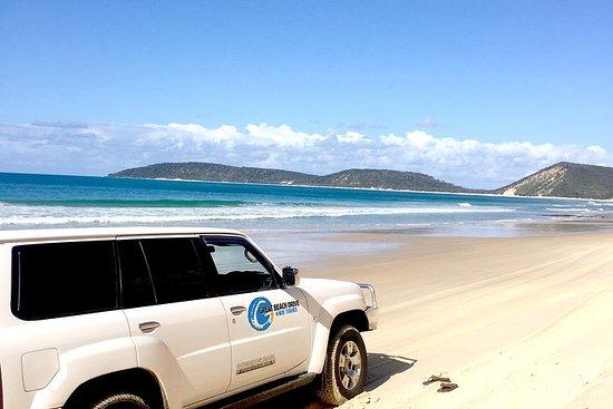Gita giornaliera privata Rainbow Beach 4WD da Noosa