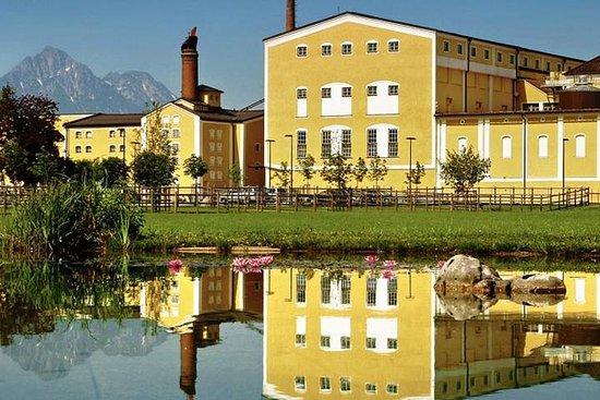 私人半日萨尔茨堡城市之旅包括参观Stiegl啤酒厂