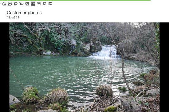 Polylimnio瀑布之旅照片