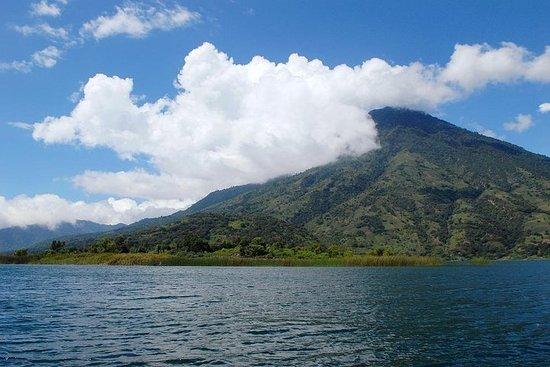 Lake Atitlán Sightseeing Cruise med transport fra Antigua