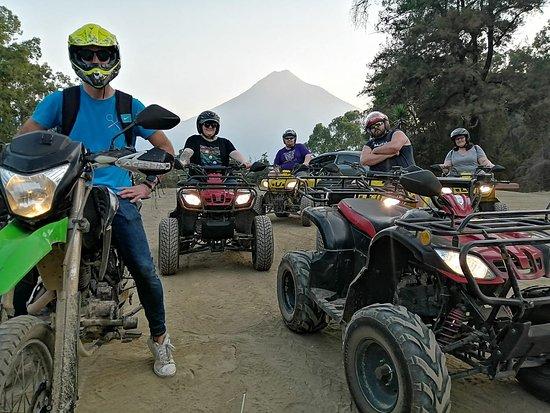 Antigua ATV Coffee Tour Picture