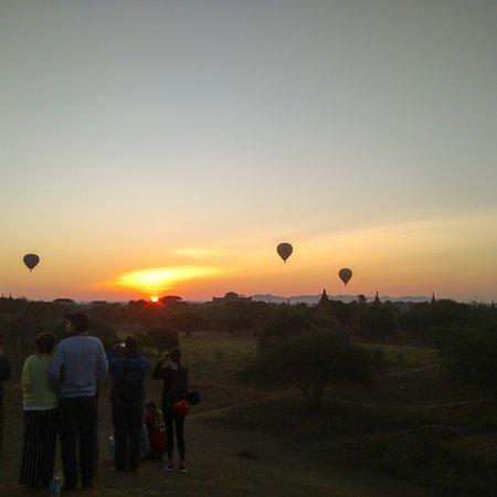 Bagan, Μιανμάρ: Sunrise🤭Sunset