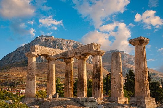 Valokuva: Private Biblical Tour of Isthmus Canal & Ancient Corinth from Corinthian Region!