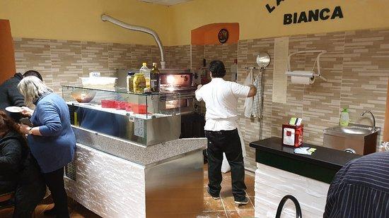 Castelnuovo Nigra, Italy: La Roca Bianca ristorante pizzeria