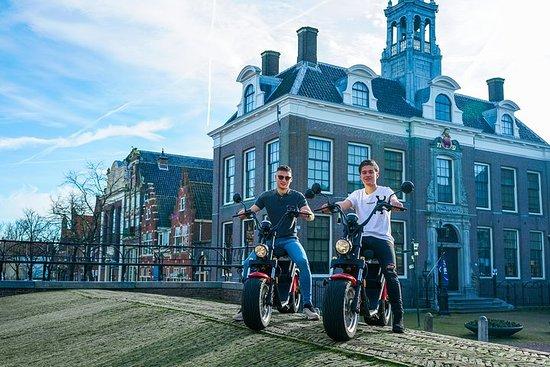 E-scooter 1.5 hour tour - Volendam...