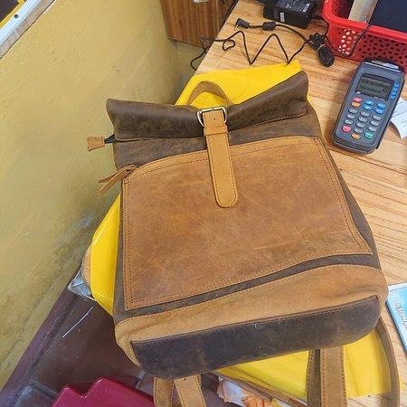 Da Bao Real Leather