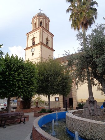 Alcolea, Испания: iglesia