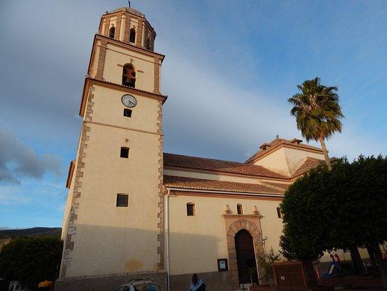 Alcolea, Испания: fachada iglesia
