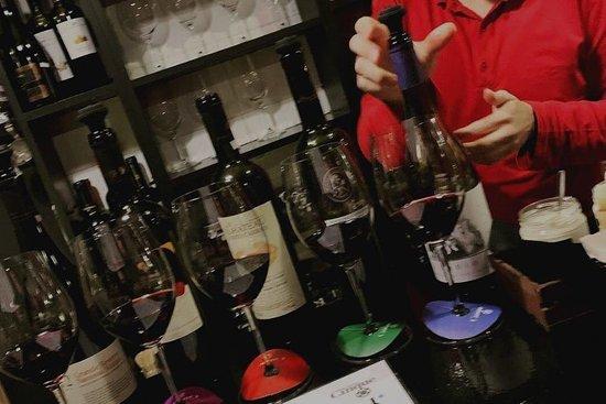 Cinque Wine Tastings