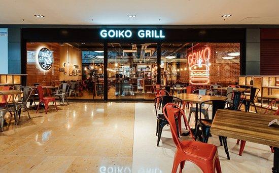 Centre Comercial Vilamarina: GOIKO: Maestros de las hamburguesas gourmet