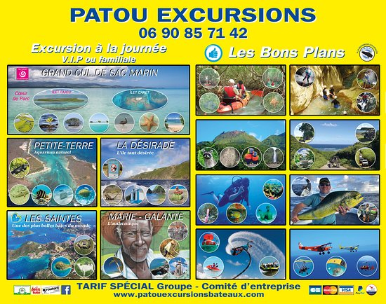 Patou Excursions