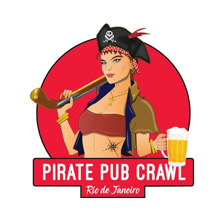 Pirate Pub Crawl Rio