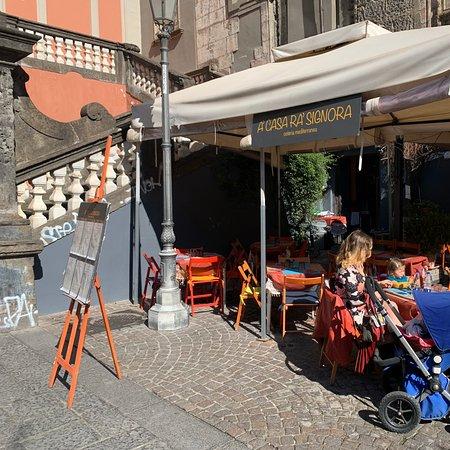 A Casa ra signora op Piazza Bellini