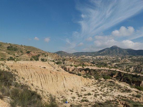 La Umbria, Испания: Spécial, non ?