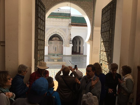 Half Day Tour in Fez Medina (private tour guide) صورة فوتوغرافية