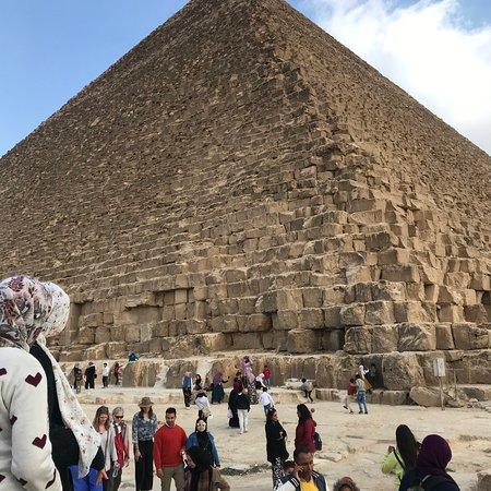Nile and Giza trip