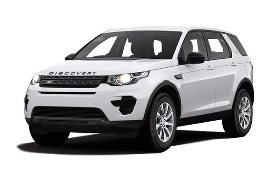 NARA by Land Rover Discovery Sport...