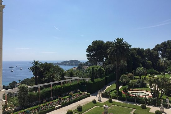 Full-day Private Ephrussi and Kerylos...