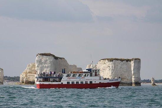 Jurassic Coastal Cruise til Swanage fra Poole