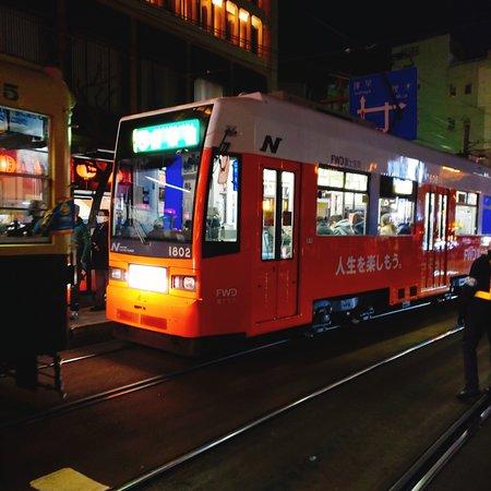 Nagasaki Prefecture, اليابان: 長崎路面電車🚈