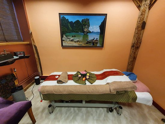 Thai Chaba Traditional Massage Therapies
