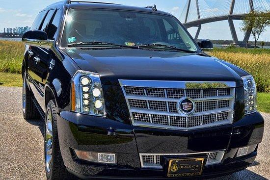 Charleston Airport Luxury SUV Transportation Photo