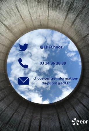 Chooz, Франция: Quelques informations nécessaires, rejoignez-nous sur Twitter !