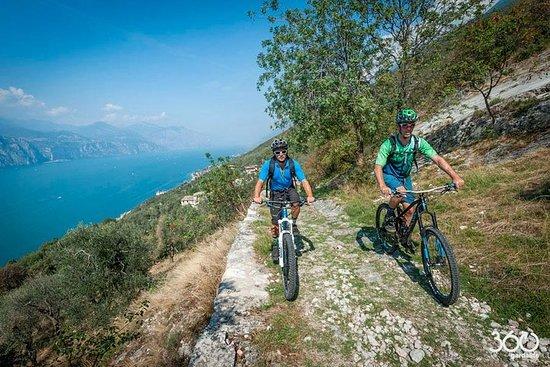 Crosscountry Bike Route nach Campo...