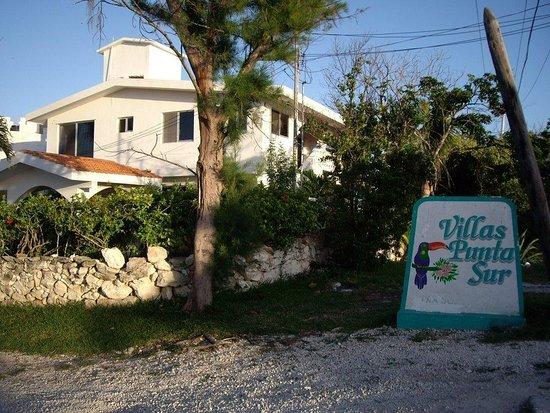 Isla Mujeres, Mexiko: VILLAS PUNTA SUR ENTRANCE