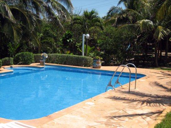 Isla Mujeres, Mexiko: Villas Punta Sur pool