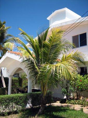 Isla Mujeres, Mexiko: Villas Punta Sur apartments