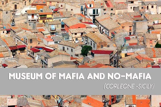 Les rues de la mafia - Visite d'une demi-journée de Corleone et...