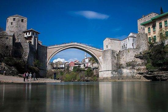Mostar and Blagaj Tekke Photo Tour from Split