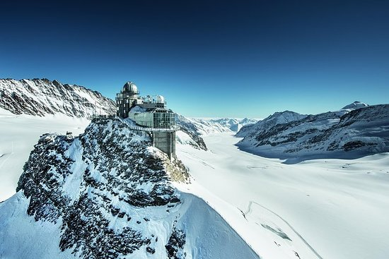 Travel Pass de 3-8 días en Jungfrau