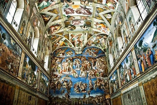Sistine Chapel Tour and exclusive access to the Vatican's Secret Rooms صورة فوتوغرافية