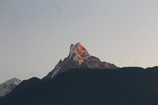 Mt.fishtail