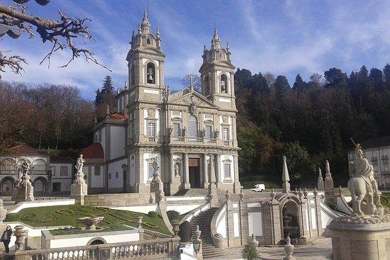 Barcelos, Braga og Guimarães tur fra Esposende