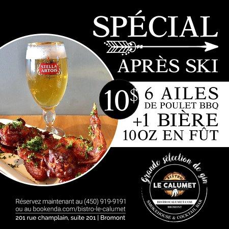 After ski spécial Spécial après ski