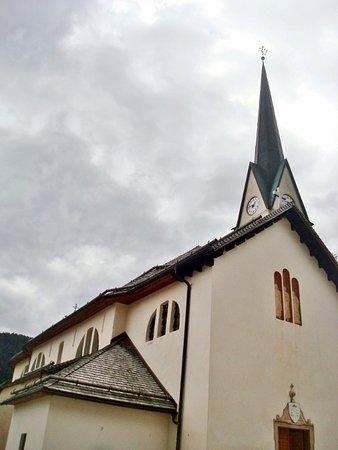 Zoppe di Cadore, Italia: La chiesa di Sant'Anna