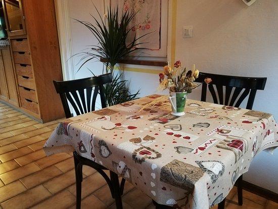 Perarolo di Cadore, Italia: Sala colazioni