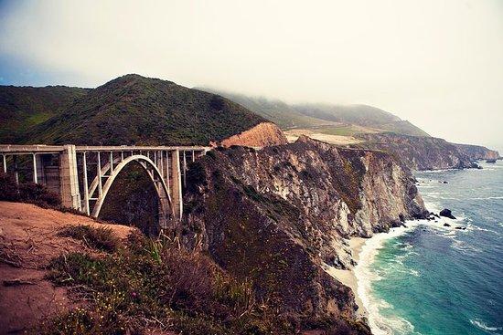 Gita di un giorno costiero di Monterey Bay da San Francisco con