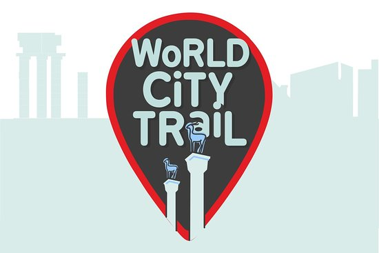 ‪World City Trail - Rhodes‬