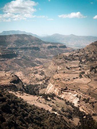 Регион Тыграй, Эфиопия: One of the remarkable views of Tigray region in North Ethiopia.