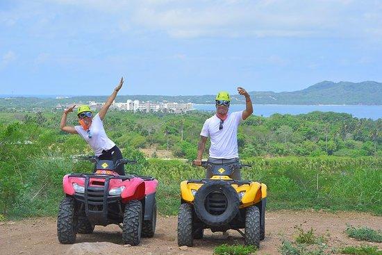 Passeios de ATV na Bahía de Banderas
